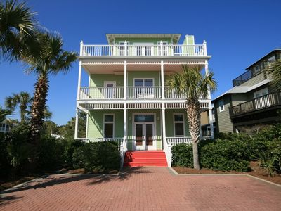 Remodeled! Sea Spray - Beautifully Decorated on Dune Allen Beach w/ pool
