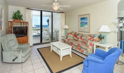 Photo for 4209 Seaside 2/2 *VERY NICE GULF VIEW UNIT*GREAT FALL RATES*