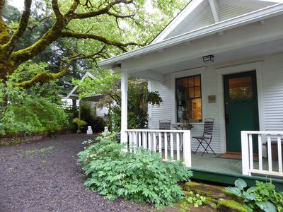 Escape to Country in this Stylish Farmhouse only One Hour from Portland, OR.