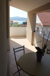 Photo for Apartment Ante  A2 zuti(2+2)  - Posedarje, Zadar riviera, Croatia