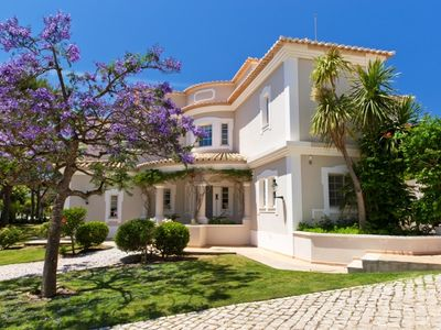 Photo for Luxury villa  in Parque Atlantico Quinta do Lago with Heatable Pool, WiFi and air-conditioning DM15