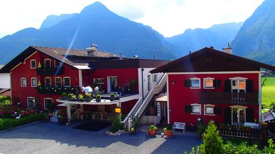 Photo for Chalet Jagdhaus just outside the city of Salzburg the most famous lakes and ski resorts