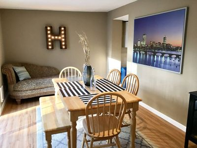 Photo for ~*Pet Friendly 30min to Downtown*~ THE BOSTONIAN