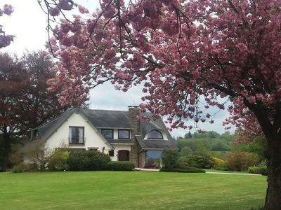Photo for Elegant villa in Stavelot with fitness and playroom and an incredible garden!