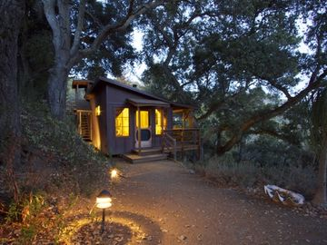 Big Sur Craftsman Cabin