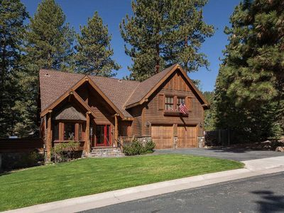 Photo for Vista Pines - Luxury 3 BR 3.5 Bath on Lake Tahoe's North Shore - Hot Tub Too!