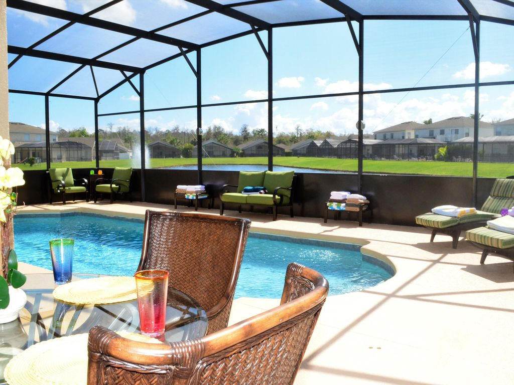 Exquisite Destination Disney Vacation Homes Central To All Major Attraction Homeaway