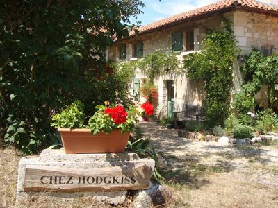 Photo for 'The Barn', A large  4 person gite with pool, in a quiet and restful location