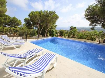 Photo for holiday home, Moraira  in Um Valencia - 6 persons, 3 bedrooms