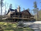 3BR Cabin Vacation Rental in Cedar Mountain, North Carolina