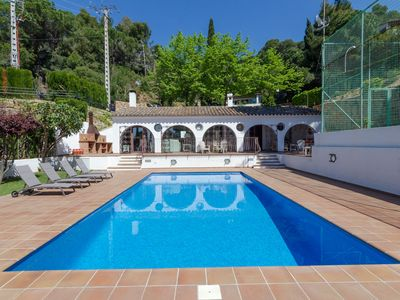 Photo for Club Villamar - Very beautiful holiday villa,  totally renovated, offers a large private pool,  p...