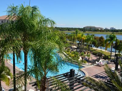Photo for Enjoy the best view in Vista Cay! Close to Universal, Disney & Convention Center