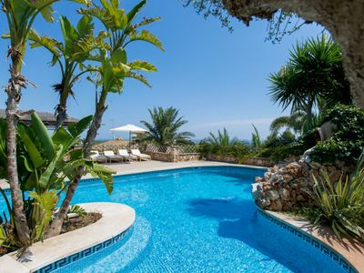 Photo for Spectacular house for 10 people with air conditioning, private pool, wifi