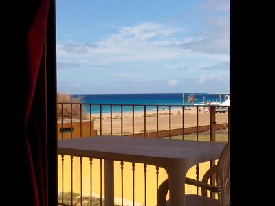 Photo for CAPE VERDE ISLAND OF SAL 2 + 2 BEDS SEA VIEW, WONDERFUL TERRACE