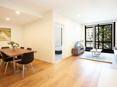 Photo for CROWS NEST 10 - 1 Bedroom Apartment in Cosmopolitan Crows Nest