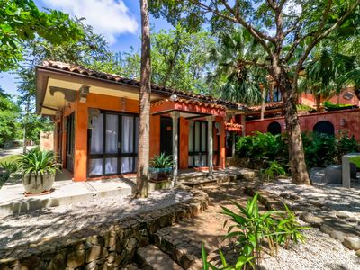 Photo for Bright and modern seaside retreat with prime location and air conditioning