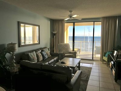 Bluewater  903 3 bedroom 2 bath gulf-front condominium Orange Beach