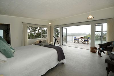 Master Suite deck and view