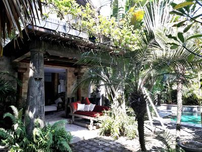 Photo for Pool Villa With Lush Garden in Heart of Seminyak