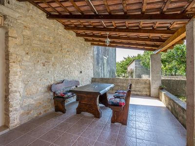 Photo for Traditional stone house in Istria from 1775 with 2 bedrooms, 2 bathrooms, terrace and a barbecue area