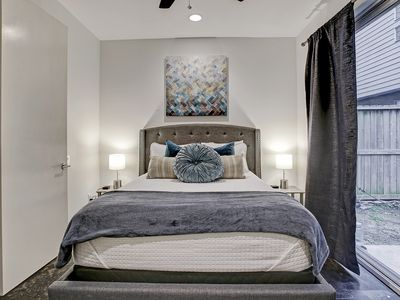 Photo for Modern Classic ★ Downtown ★ KING Bed ★ Fast Wifi ★ 4K TVs