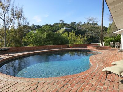 Photo for POOL VILLA WITH AMAZING CITY & CANYON VIEWS IN UPSCALE Palos Verdes
