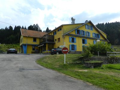 Photo for le Chevreuil with swimming pool 10 people 10 mn of GERARDMER and 15 mn of the BRESSE