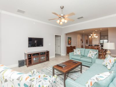 Photo for Designer remodeled Direct Oceanfront Cinnamon Beach Unit 722-August Specials!