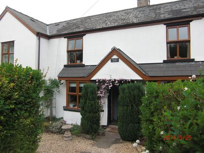 Photo for Hectors House cottage in heart of The Forest of Dean, sleep 6. Central Heating.
