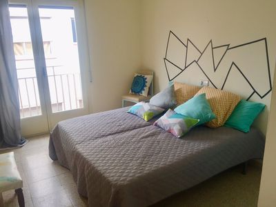 Photo for beautiful apartment in the heart of the old town of L'Escala, Spain