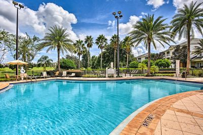 Book your Florida escape to this 3-bedroom, 2-bathroom vacation rental condo!