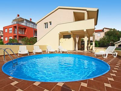 Photo for Vacation home Butko in Vodice/Jadrija - 8 persons, 4 bedrooms