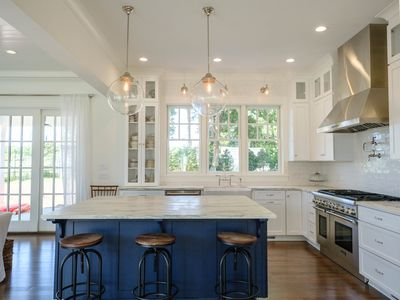 Photo for Brand New Hamptons Home - In Amagansett Village! Walk to the Beach!!