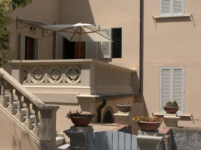 Photo for VILLA VERA San Vincenzo - House with garden in the center 200 meters from the sea