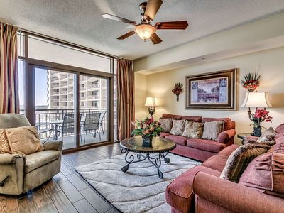 Photo for Impeccable 7th Floor Oceanfront Condo in North Beach Plantation