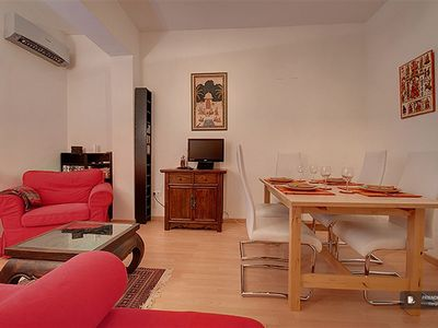 Photo for Friendly Rentals The Abastos Apartment in Valencia