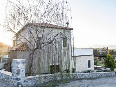 Photo for 3 bedroom Villa, sleeps 6 in Pómpia with Pool, Air Con and WiFi