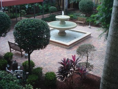 Photo for Courtyards, Beautiful furnished 2 beds 2 baths condo  in the heart of Citiplace,
