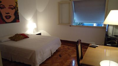 Photo for 2QUARTOS-GLORIA season - WiFi and cable tv, up to 6 people