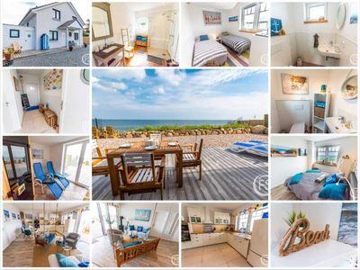 Photo for 1002 Holiday house Seaside-Dahme with sea view and sauna - 1002 Holiday house Seaside-Dahme sea view