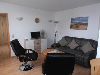 Photo for Duhner dune apartment 24, smoking, W-Lan, lift, roof terrace, beach chair on the beach (seasonal)