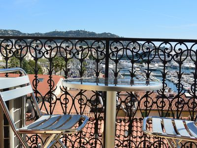 Photo for Apartment/ flat - CANNES see view & ideally located