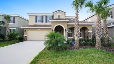 Photo for Beautiful newly constructed home with 5 bedrooms and 4.5 bathrooms