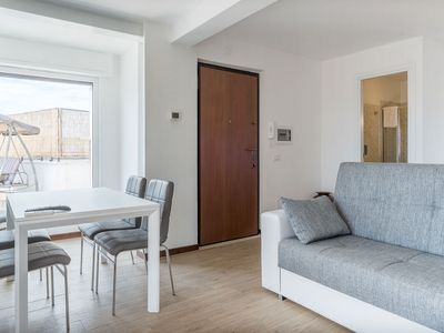 Photo for Elegant penthouse completely renovated and furnished in a functional way