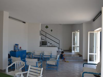 Photo for Independent villa with sea view