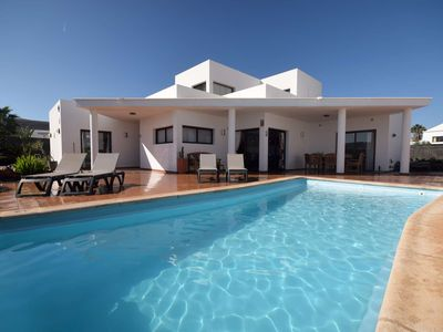 Photo for BEAUTIFUL & SPACIOUS 4 BED VILLA IN PRIVATE PEACEFUL LOCATION