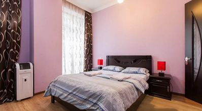 Photo for 2BR Apartment Vacation Rental in Tbilisi, Tbilisi