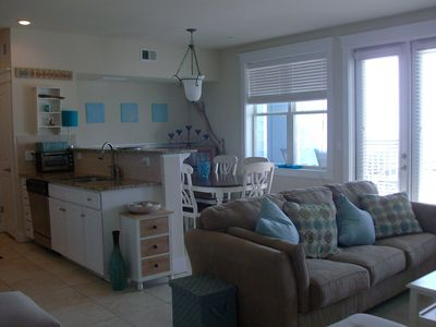 Photo for Escape & Relax! Enjoy Beach Views and Waves Crashing  Pointe West  2BR/2BT