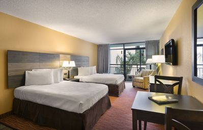 Photo for Cozy Guest Room at Family Friendly Resort + Official On-Site Rental Privileges