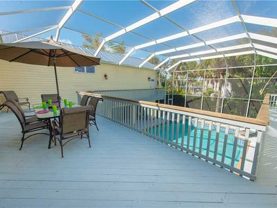 North end, large outdoor pool area perfect for Family Fun!